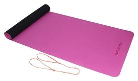 Коврик для йоги (йога-мат) Tunturi TPE Yoga Mat - розовый, 4 мм (14TUSYO032)