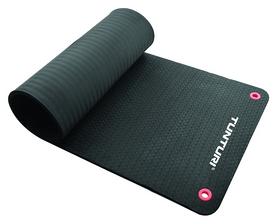 Коврик для фитнеса профессиональный Tunturi TPE Professional Fitness Mat, черный (14TUSFU266)