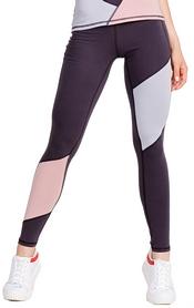 Лосины спортивные женские Berserk Cotton Comfort, серо-розовые (11548)