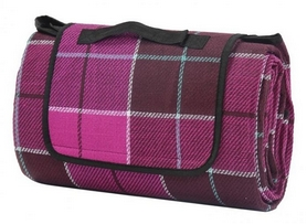 Коврик для пикника CDRep 123503, фиолетовый