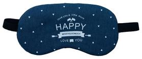 "Маска для сна CDRep ""Happy"", синяя (FO-123537)"