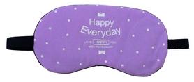 """Маска для сна CDRep """"Happy"""", фиолетовая (123540)"""