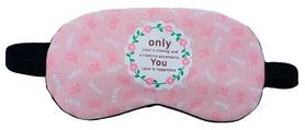 """Маска для сна CDRep """"Only You"""", розовая (123535)"""
