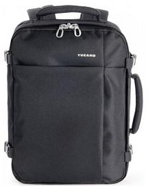 Рюкзак дорожный Tucano Tugo M Cabin 15,6 - черный, 18 л (BKTUG-M-BK)