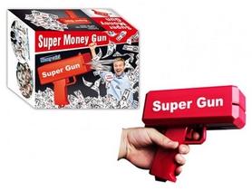 """Пистолет стреляющий деньгами CDRep """"Super Gun"""" (123473)"""