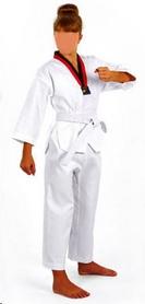 Распродажа*! Кимоно для тхэквондо WTF (добок) - 160 см - Фото №2