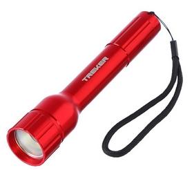 Фонарь ручной Treker LP-8609-2AA, красный
