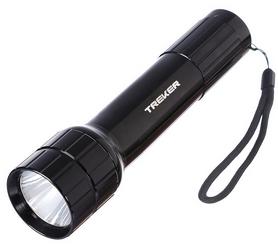 Фонарь ручной Treker LP-8609-2D, черный
