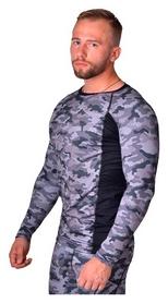 Рашгард для ММА с длинным рукавом Berserk Tactical Force, камуфляжный (RS0056G)