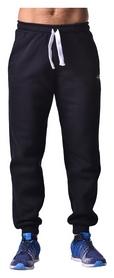Штаны с начесом Berserk Premium, черные (P7183B)