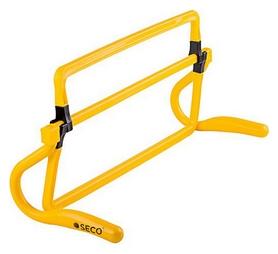 Барьер для бега раскладной Secо, желтый (18030104)