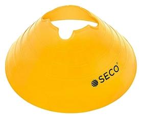 Фишка спортивная Secо, желтая (18010204)