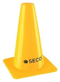 Конус тренировочный Secо - желтый, 15 см (18010304)