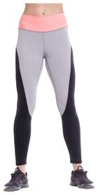 Лосины спортивные Berserk Exotic, черно-серые (L8523E)