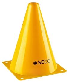 Конус тренировочный Secо - желтый, 18 см (18010404)