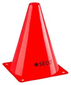 Конус тренировочный Secо - красный, 18 см (18010403)