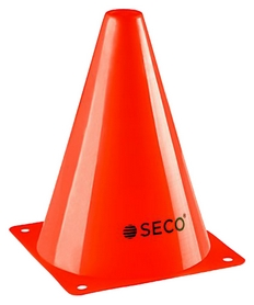 Конус тренировочный Secо - оранжевый, 18 см (18010406)