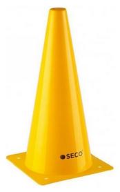 Конус тренировочный Secо - желтый, 32 см (18010804)