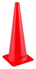 Конус тренировочный Secо - красный, 48 см (18011003)