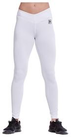 Лосины спортивные Berserk White Passion, белые (L5613BW)