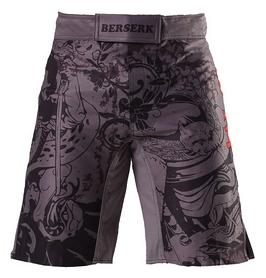 Шорты Berserk Samuray, серые (FS1112B)