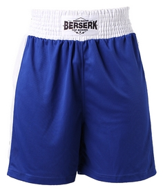 Трусы боксерские Berserk Boxing, синие (FS1211BLU)