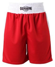Трусы боксерские Berserk Boxing, красные (FS1411R)