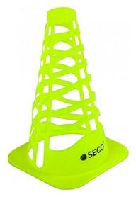 Конус тренировочный Secо - неоновый, 23 см (18010607)