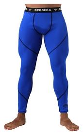 Штаны компрессионные Berserk Dynamic, синие (CP1601BLU)