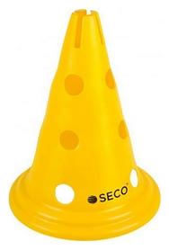 Конус тренировочный Secо - желтый, 30 см (18011104)
