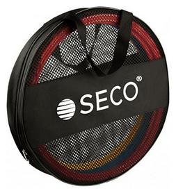 Кольца тренировочные Seco - разноцветный, 50 см (18070200)