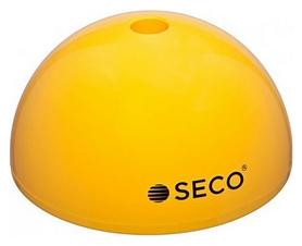 База для слаломной стойки Seco, желтая (18080104)