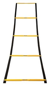 Лестница координационная складная Seco - желтая, 12 ступеней (18020404)