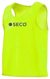 Накидка (манишка) тренировочная Secо, салатовая (18050107)
