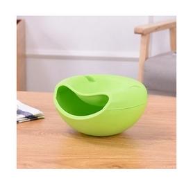 Миска для семечек с подставкой для телефона CDRep, салатовая (FO-122149)