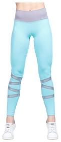 Лосины спортивные Berserk Reflective Power, голубые (11360)
