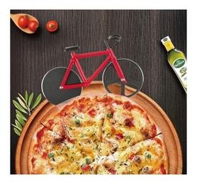 """Нож для пиццы CDRep """"Велосипед"""", красный (FO-122985)"""