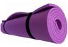Коврик туристический (каремат) Mountain Outdoor Кемпинг - фиолетовый, 8 мм - фото 1