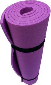 Фото 2 к товару Коврик туристический (каремат) Mountain Outdoor Кемпинг - фиолетовый, 8 мм