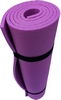 Коврик туристический (каремат) Mountain Outdoor Кемпинг - фиолетовый, 8 мм - фото 2