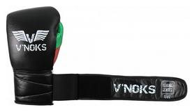 Перчатки боксерские V'Noks Mex Pro Training (VN-60055) - Фото №8