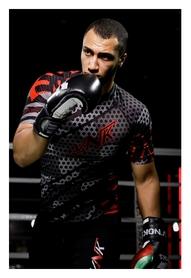 Перчатки боксерские V'Noks Mex Pro Training (VN-60055) - Фото №12