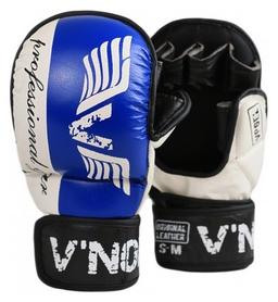 Перчатки MMA V'Noks Lotta, синие (VN-60059) - Фото №2