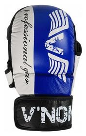 Перчатки MMA V'Noks Lotta, синие (VN-60059) - Фото №4
