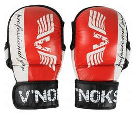 Перчатки MMA V'Noks Lotta, красные (VN-60060)