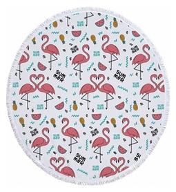 Коврик пляжный CDRep Summer Flamingo (FO-123288)