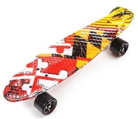 Пенни борд Meteor Multicolor formula1 (24469)