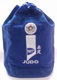 Мешок-рюкзак спортивный Green Hill Judo (синий)