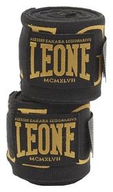 Бинты боксерские Leone Legionarivs - черные, 3,5 м (1793_500082)