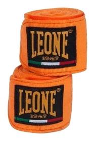 Бинты боксерские Leone Orange - оранжевые, 3,5 м (2265_500097